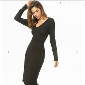 Forever 21body con dress
